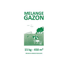 Photo de Gazon professionnel 15 Kg pour 450 m²