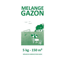 Photo de Gazon familial promo 5 kg
