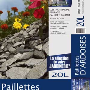 Photo de  Paillettes d'ardoises