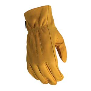Photo de  Gants cuir STANLEY T L