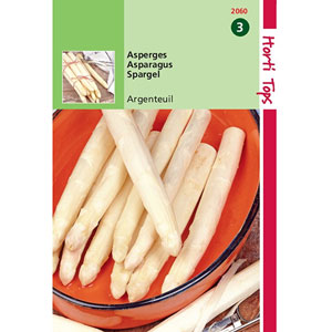 Photo de  asperges d argenteuil